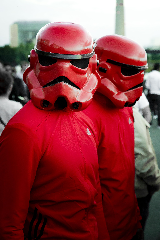 Red Stromtrooper